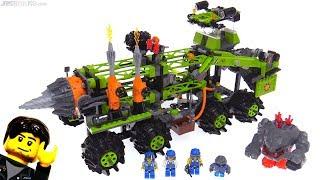 Baixar LEGO Power Miners Titanium Command Rig from 2009! set 8964