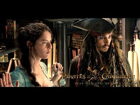Pirates of the Caribbean: Dead Men Tell No Tales/Salazar's Revenge Fan Made TV Spot