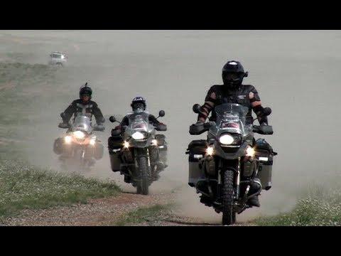 В МОНГОЛИЮ на мотоциклах.