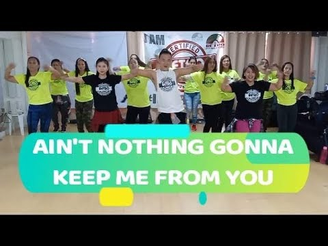 AIN'T NOTHING GONNA KEEP ME FROM YOU by Teri DeSario | RETROFITNESSPH | RK Takeshi Muraishi
