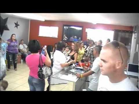 Hugo's Barbershop : Brandon rios part 1