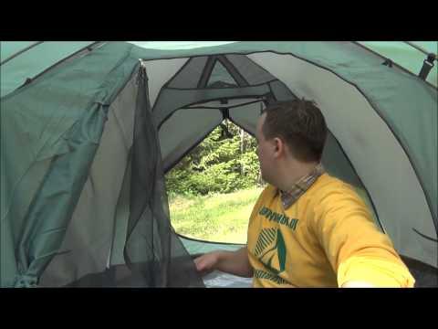 Туристическая палатка Trek Planet Denver Air 3