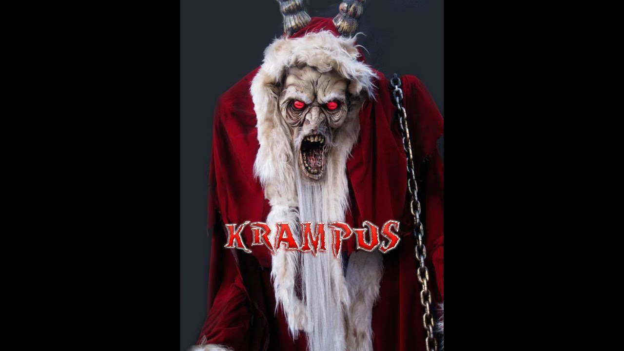 Krampus Christmas Demon Super Creature Special Effects