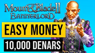 How To Make MONEY – Mount & Blade 2: Bannerlord Guide To Trading for FAST EASY MONEY!