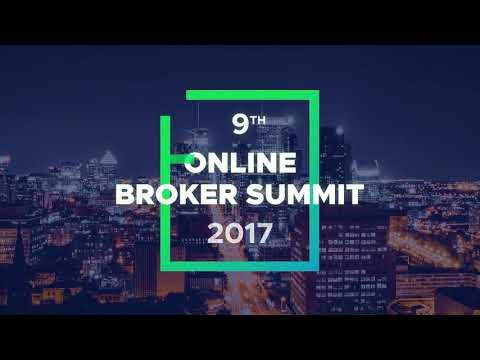 Online Broker Summit - Montreal 2017