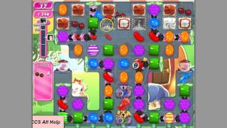 Candy Crush Saga level 813 NO BOOSTERS