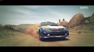 Totally perfect dirt 3 time trial 👌