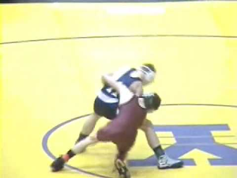 2008 NYSPHSAA D1 Wrestling Championships 103 lb Semi Finals