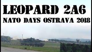 Leopard 2A6 NATO Days Ostrava 2018