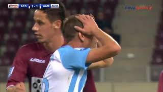 7η ΑΕΛ-Λαμία 1-2  2018-19 Novasports highlights