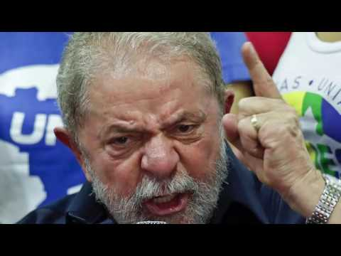 Brazil's Lula Sentenced to Prison Corruption - All Details