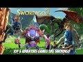 Top 5 adventure games like swordigo 🤠✌️💥💥