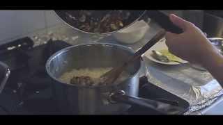 Грибное ризотто / Mushroom risotto