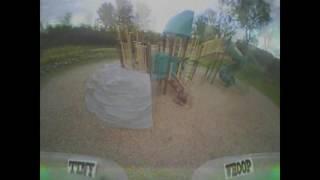 Playground slides and