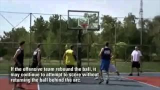 видео: Правила баскетболу 3х3 new