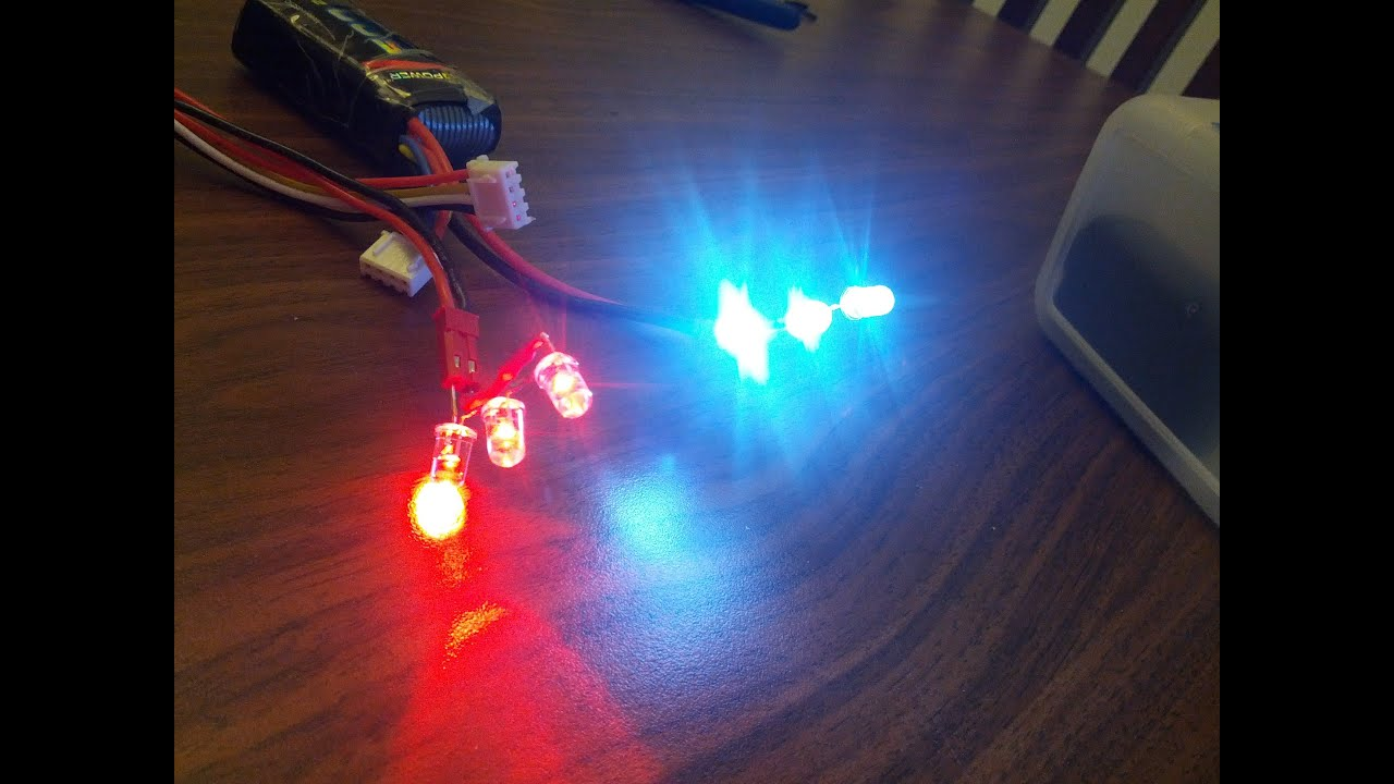 Leds In Series