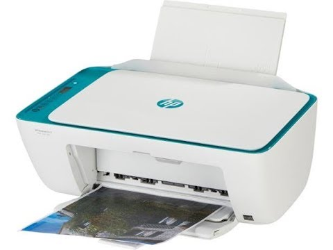 How to Connect HP Deskjet 2632 All in one Wireless Printer to Home Wifi. Without USB Cable..
