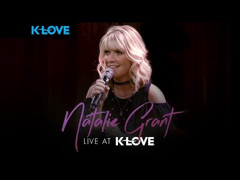 Natalie Grant Concert Performance - LIVE at K-LOVE