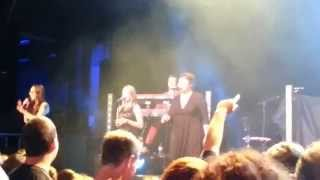 Stefanie Heinzmann - Life in Schaan - 05.07.2013 - My Man Is A Mean Man - LIVE !!!
