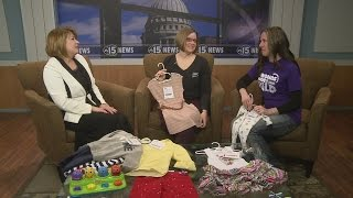 The Morning Show: Just Between Friends Kids Resale Event