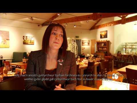 Elin Jones - Ysgolhaig Nuffield Scholar - Farming Connect