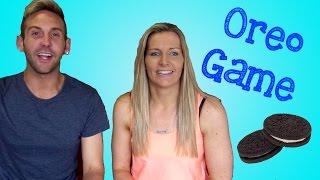 The ChrisO & Sammy Show - OREO game (S02E13)