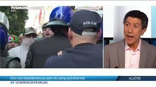Algérie - Analyse des voix dissidentes au sein du camp présidentiel par Slimane Zeghidour
