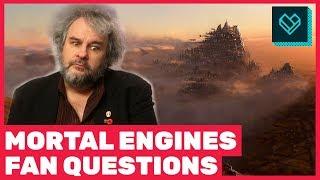 Mortal Engines Cast Answer Fan Questions