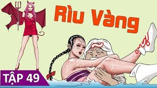 Phim Hài Chế Cười Chảy Nước Mắt - Tập 49. Rìu Vàng - Funny Comics