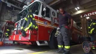 Meet #FDNY #Ladder8 Firefighter Gary Boston