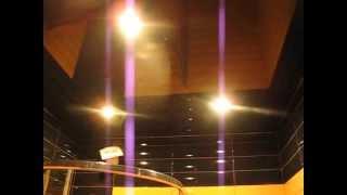 Натяжные потолки в ЖК Комфорт Таун(90м2 за три дня ! Натяжные потолки от фабрики натяжных потолков