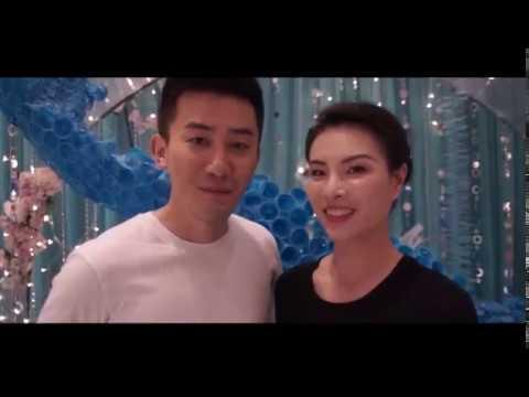 张效诚 吴敏霞 Wu Minxia 夫妇感谢易瑾国际婚礼策划