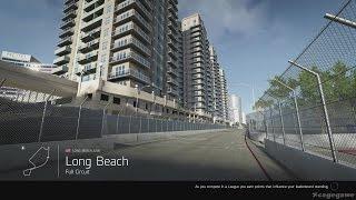 Forza Motorsport 6 - Long Beach  Gameplay  - 60 FPS [ HD ]