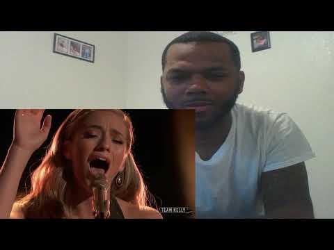 The Voice 2018 Brynn Cartelli - Finale: Skyfall- REACTION