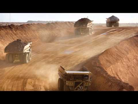 Thiess Awarded $1 Billion Mining Contract