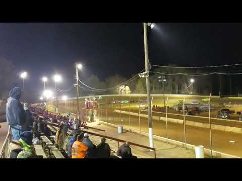 Hobbystock Feature @ Potomac Speedway!! 4/20/18