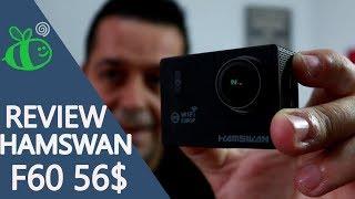 CAMARA DEPORTIVA Y WEB CAM 2 EN 1 HAMSWAN F60 |FRAN M