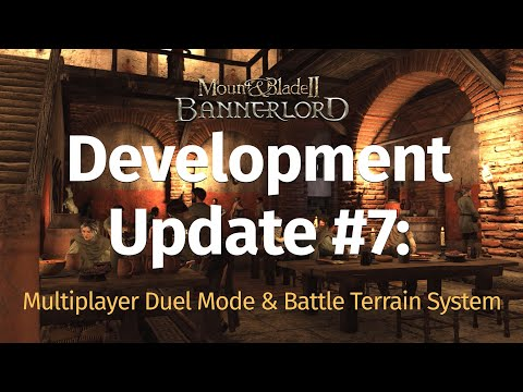 Development Update #7: Multiplayer Duel Mode and Battle Terrain System