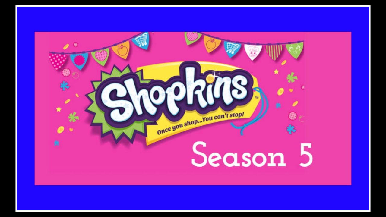 Shopkins Season 5 Surprise Toys unboxing Christmas Santa Claus - YouTube