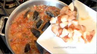 Chefmd® Recipe: Simple Mediterranean Bouillabaisse