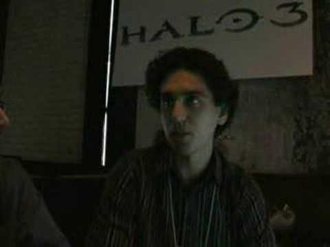 Comic Book Bin - Halo 3 Developer Interview