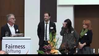 Deutscher Fairness Preis 2013 | Laudatio von Prof. Dr. Claus Eurich