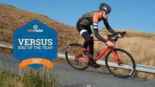 Road Bike Of The Year - Ultra Versatile - BMC Roadmachine Vs. Focus Paralane