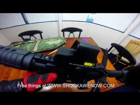 Eeotech Clone 553 Sight Review Youtube