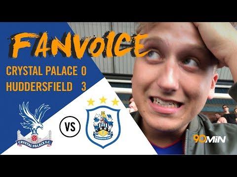 Huddersfield smash Palace from a Mounie double! | Crystal Palace 0-3 Huddersfield | 90min FanVoice