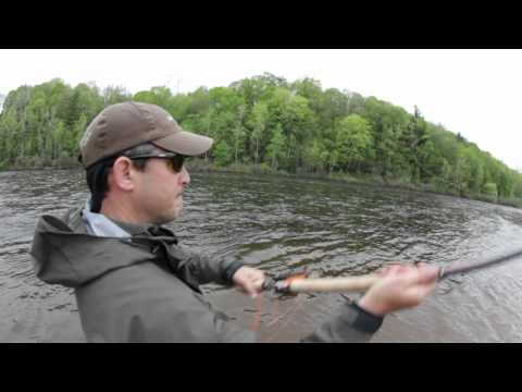 NEW! Guideline LAXA Spey//Salmon Fly Fishing Kit