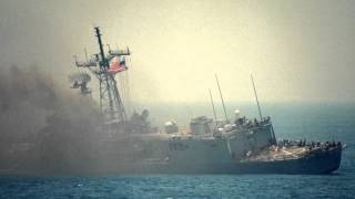 U.S. Navy Ship Fires at Boat in Persian Gulf