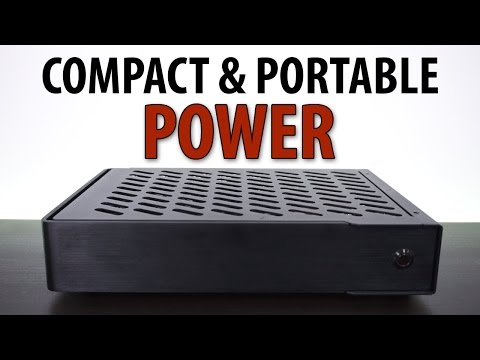 Powerful Small Form Factor Mini-ITX PC Build