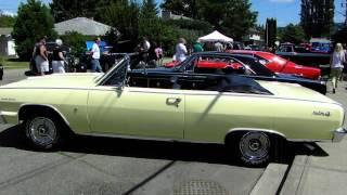 1964 Chevy Malibu Convertible
