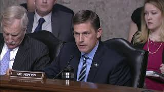Heinrich Presses Acting Defense Secretary On PFAS Contamination In a Senate Armed Services committee hearing, U.S. Senator Martin Heinrich (D-N.M.) asks Acting Secretary of Defense Patrick Shanahan about the Pentagon's ..., From YouTubeVideos